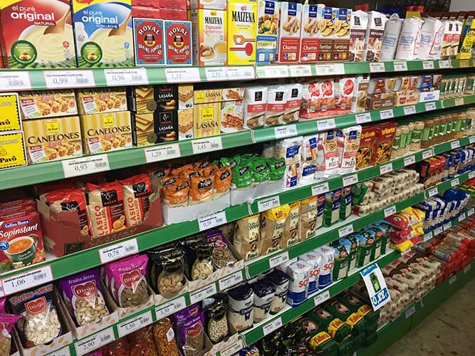 alimentacion supermercados supercompra